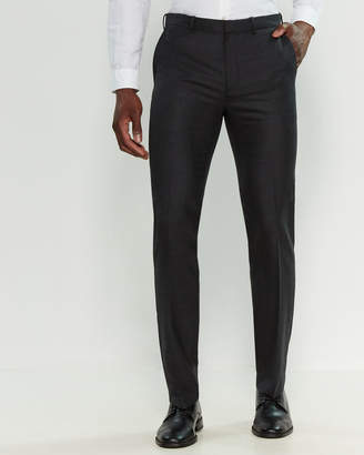 Theory Charcoal Suit Separate Pants