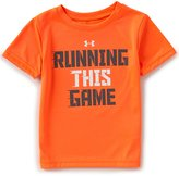 Under Armour Little Boys 2T-7 Running This Game Short-Sleeve Tee