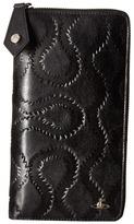 Vivienne Westwood Belfast Zip Around Wallet Wallet Handbags