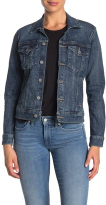 Lucky Brand Tomboy Denim Trucker Jacket