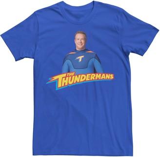 Nickelodeon Men's The Thundermans Hank Tee