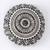 Shiraleah Basant Round Cotton Pillow