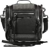 McQ Mini Loveless 69 Studded Convertible Box Backpack