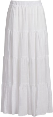 New York & Co. Gauze Maxi Skirt
