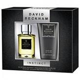 Beckham Instinct EDT Set 2 pack