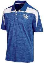 Champion Men's Kentucky Wildcats Boosted Stripe Polo