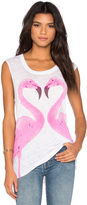 Chaser Flamingos Tee