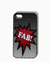 Charming charlie Fab Shaker iPhone 4/4S, 5/5S Case