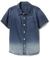 Gap Dip-dye denim shirt