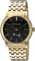 Wittnauer Men's WN3042 22mm Stainless Steel Bracelet Watch