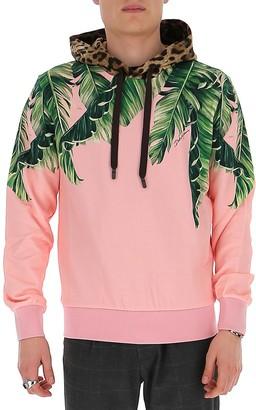 Dolce & Gabbana Palm Hoodie