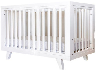 Boutique Baby Designs Chelsea Cot to Double Bed Conversion Package - White