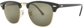 Ray-Ban Clubmaster Sunglasses Black