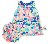 Lilly Pulitzer Baby's Lilly Cotton Shift Dress
