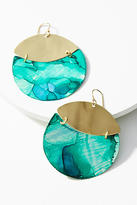 Sibilia Movement Disc Drop Earrings