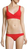 Lisa Marie Fernandez Two-Piece Maire-Louise Bikini