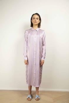 Buttoned Down Liv the Label - Longline Alcott Dress - 34