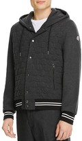 Moncler Quilted Hookup Hoodie