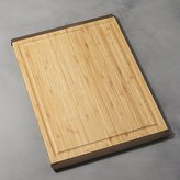 Crate & Barrel OXO ® Nonslip Bamboo Large Cutting Board