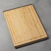 Crate & Barrel OXO ® Nonslip Bamboo Large Cutting Board