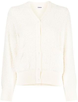 Coohem Textured Knit Cardigan