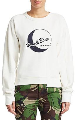 Rag & Bone 1984 Reconstructed Sweatshirt