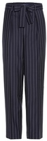Polo Ralph Lauren Pinstripe wool high-rise trousers