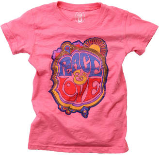 Wes And Willy Wes Willy Peace & Love T-Shirt