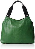 Orla Kiely Women's Classic Zip Shoulder Messenger Bag