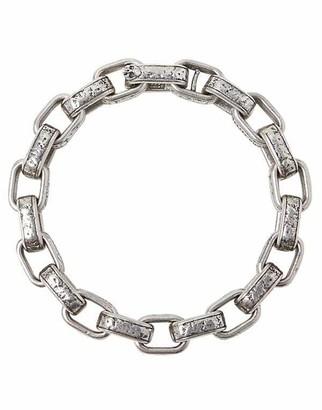 John Varvatos Artisan Silver Link Bracelet
