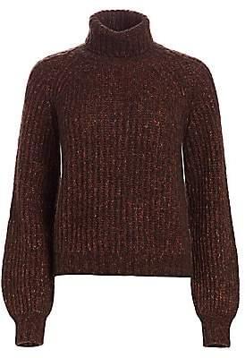 Baum und Pferdgarten Women's Collins Chunky-Knit Turtleneck Sweater