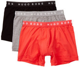 HUGO BOSS 3-Pack Cotton Boxer Brief
