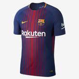 Nike 2017/18 FC Barcelona Vapor Match Home Men's Soccer Jersey