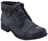 Earth Women's Rexford Lace-Up Bootie