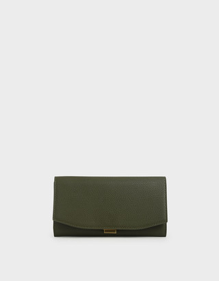 Charles & Keith Mini Long Wallet