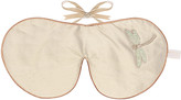 Holistic Silk Lavender Eye Mask - Cream