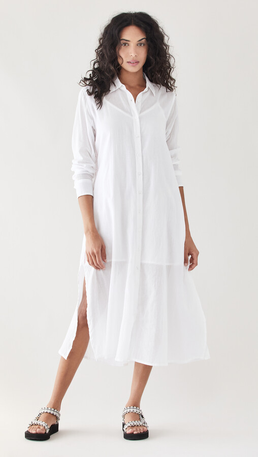 Thumbnail for your product : Sundry Voile Shirtdress