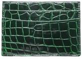 Trafalgar Genuine Alligator Leather Card Case