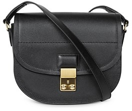 3.1 Phillip Lim Pashli Mini Leather Saddle Crossbody
