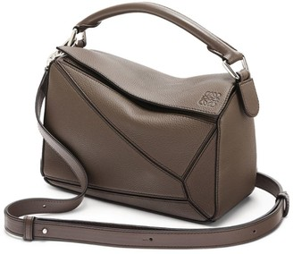 Loewe Small Leather Puzzle Bag