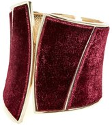 GUESS by Marciano Women's Velvet Hinge Bracelet