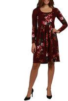 TELEDYNAMICS 24/7 Comfort Apparel Umbria Dress