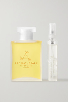 Aromatherapy Associates Forest Therapy Wellness Mist & Bath Oil Set - Colorless