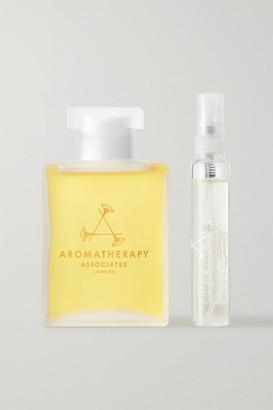 Aromatherapy Associates Forest Therapy Wellness Mist & Bath Oil Set
