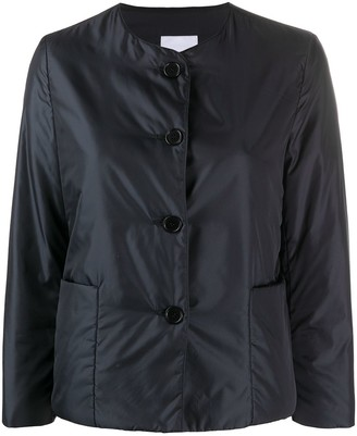 Aspesi Collarless Technical Jacket