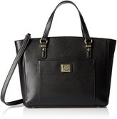 Anne Klein Perfect Tote Convertible Satchel