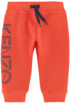 Kenzo Fleece tracksuit pants