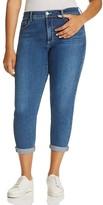 NYDJ Plus Alina Legging Ankle Jeans in Heyburn