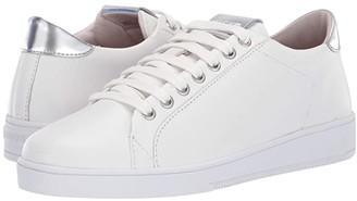Blackstone Low Sneaker - RL90 (Silver) Women's Shoes