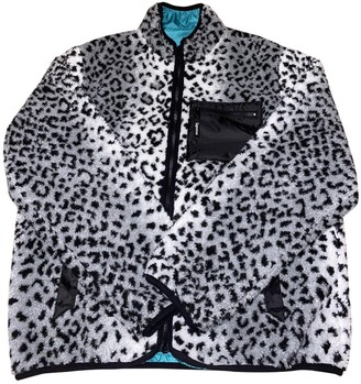 Supreme Turquoise Faux fur Jackets